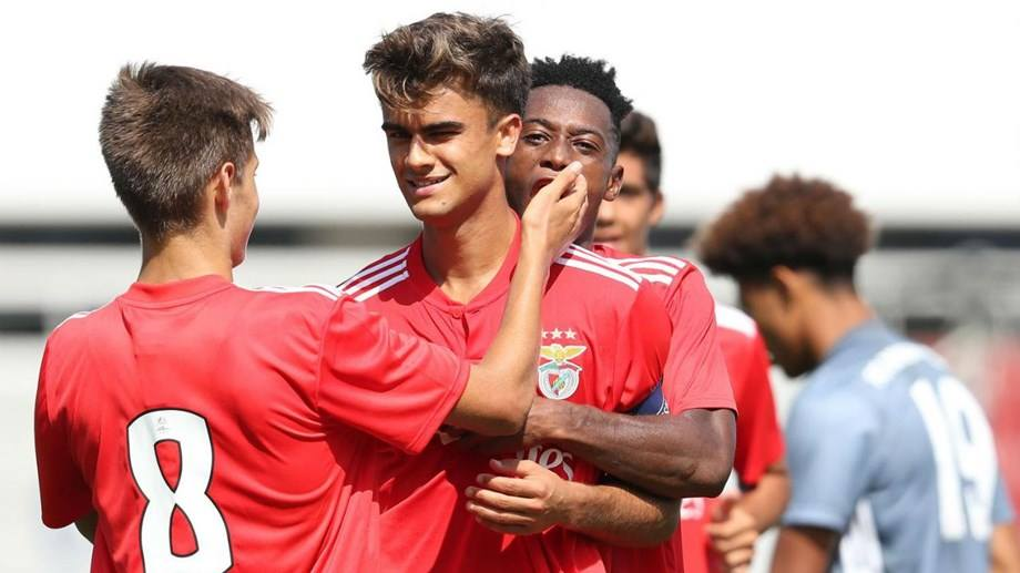 Youth League: Benfica 3-0 Bayern Munich