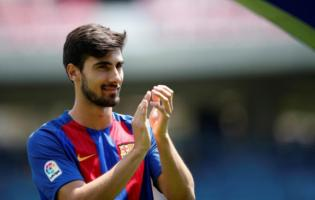 André Gomes FC Barcelone