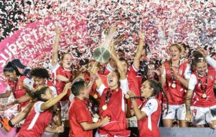 Le SC Braga remporte la Super Coupe du Portugal