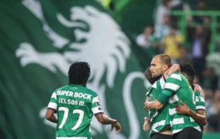 Le Sporting s'impose 4-1 face à Chaves