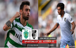 Sporting CP VS Vitoria SC