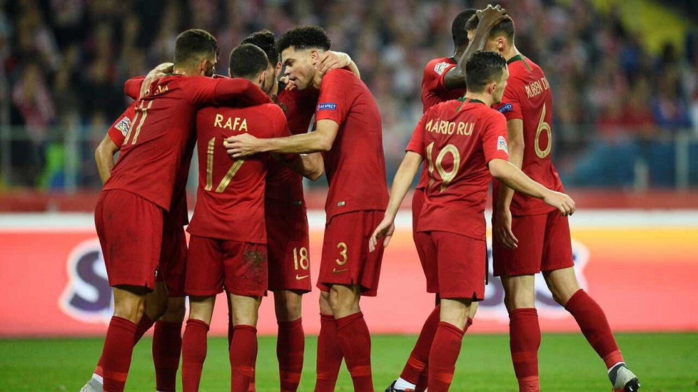 Ligue des Nations: Pologne 2-3 Portugal
