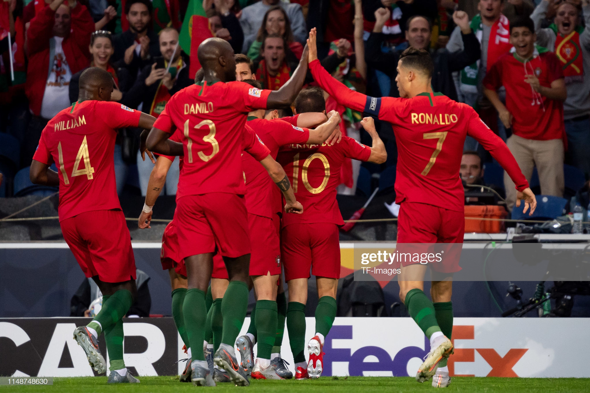 Portugal 1-0 Pays Bas