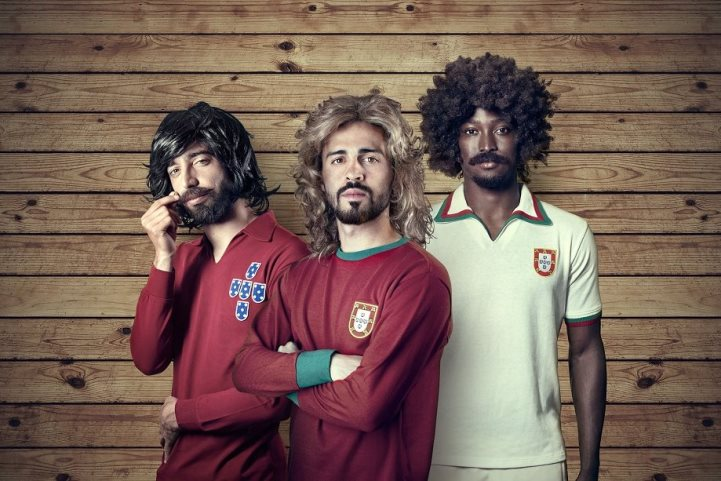 Maillots Portugal Legends