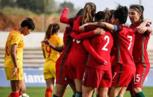 Algarve Cup: Portugal 2-1 China