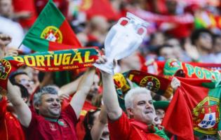 Supporteur du Portugal