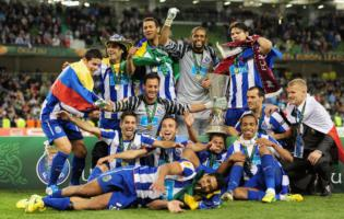 Porto remporte l'Europa League en 2010-2011