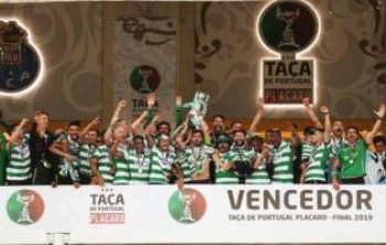 Sporting remporte la Coupe du Portugal 2018-2019