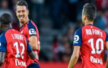 But de José Fonte face à Nantes