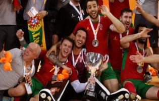 Hockey: Portugal 2-1 Argentine