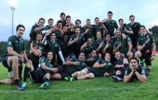 Portugal champion d'Europe de rugby U20